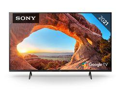 "BRAVIA KD43X85JU 43"" Smart 4K Ultra HD HDR LED TV with Google TV & Assistant"