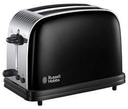 23331 2-Slice Toaster - Black