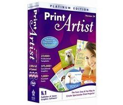 AVANQUEST Print Artist Platinum 24