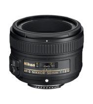 NIKON AF-S NIKKOR 50 mm f/1.8G Standard Prime Lens