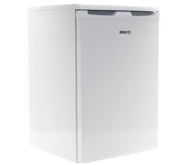Buy BEKO LX5053W Undercounter Fridge - White  01bb7503ccfb