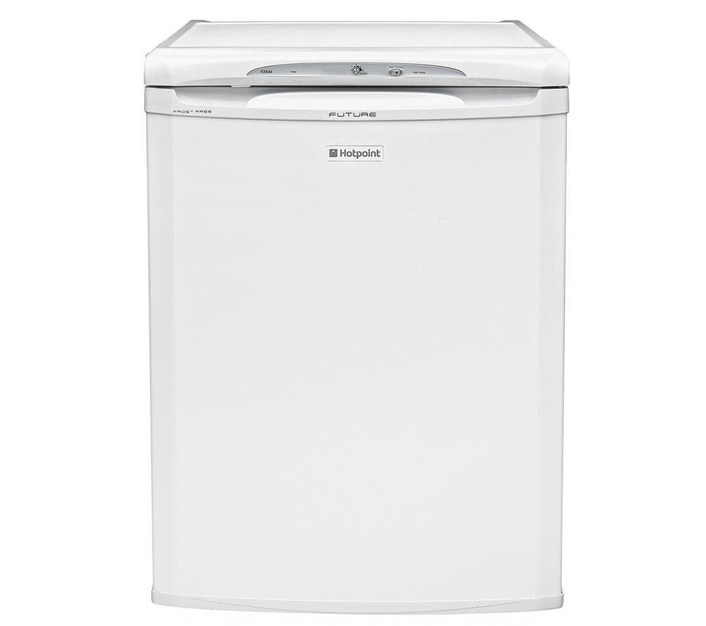 HOTPOINT FZA36P Undercounter Freezer - White