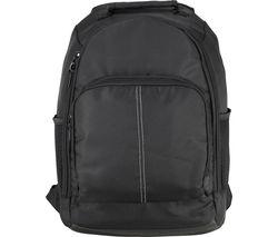 """LOGIK L15LSBP12 16"""" Laptop Backpack - Black"""