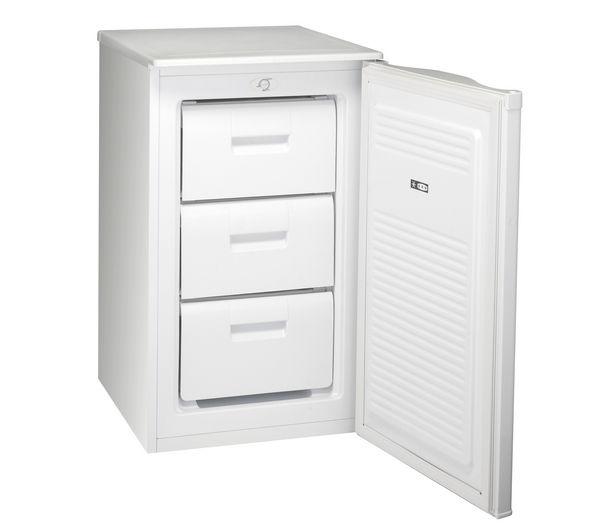 buy indesit dzaa50 undercounter freezer - white   free delivery