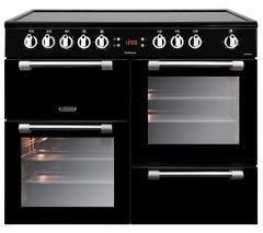 LEISURE Cookmaster CK100C210K Electric Ceramic Range Cooker - Black