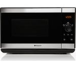 HOTPOINT MWH2021XUK Solo Microwave - Stainless Steel