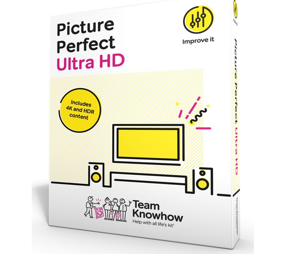 KNOWHOW Picture Perfect Ultra UHD