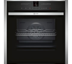 NEFF B47VR32N0B Slide and Hide Electric Steam Oven - Stainless Steel