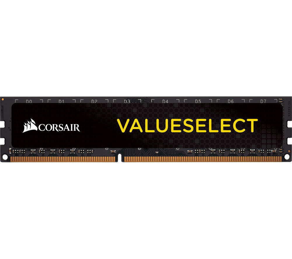 CORSAIR DDR3 1600 MHz PC RAM - 8 GB