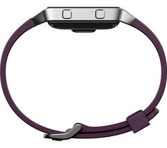 FITBIT Blaze Classic Accessory Band - Small, Plum