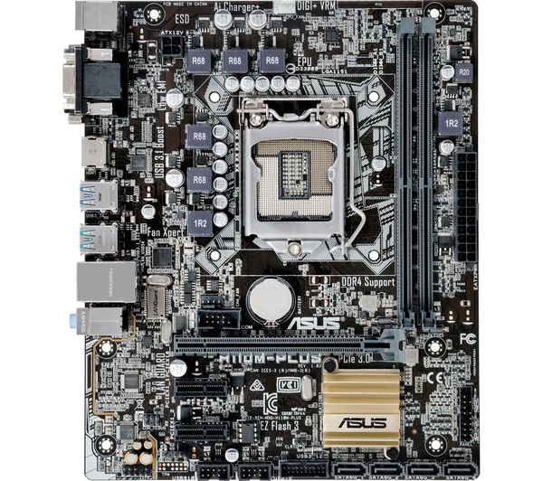 ASUS H110-PLUS DRIVER WINDOWS 7