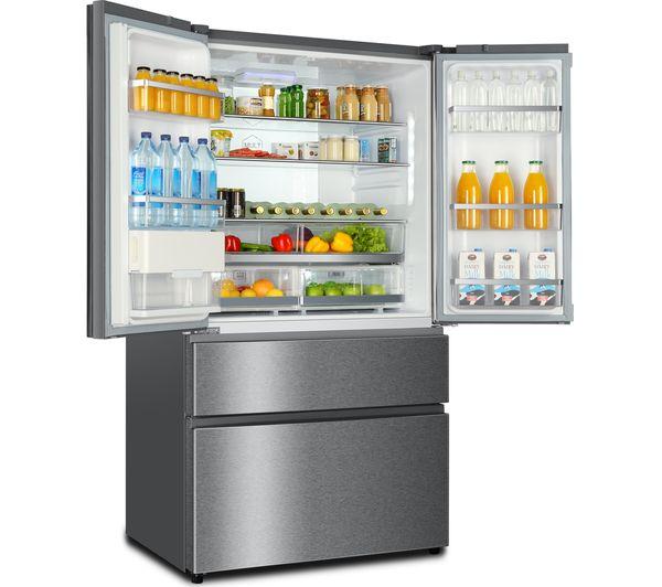 Buy Haier Hb25fssaaa American Style Fridge Freezer