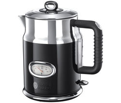 RUSSELL HOBBS Retro 21671 Jug Kettle - Black