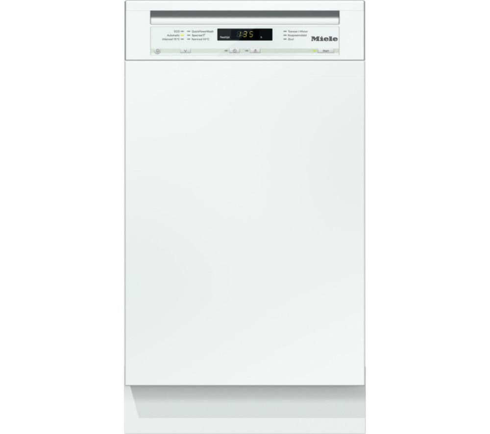 MIELE G4720SCI Slimline Semi-Integrated Dishwasher