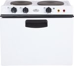 BELLING Baby 121R Electric Tabletop Cooker - White