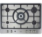 NEW WLD NWGHU701 Gas Hob - Stainless Steel