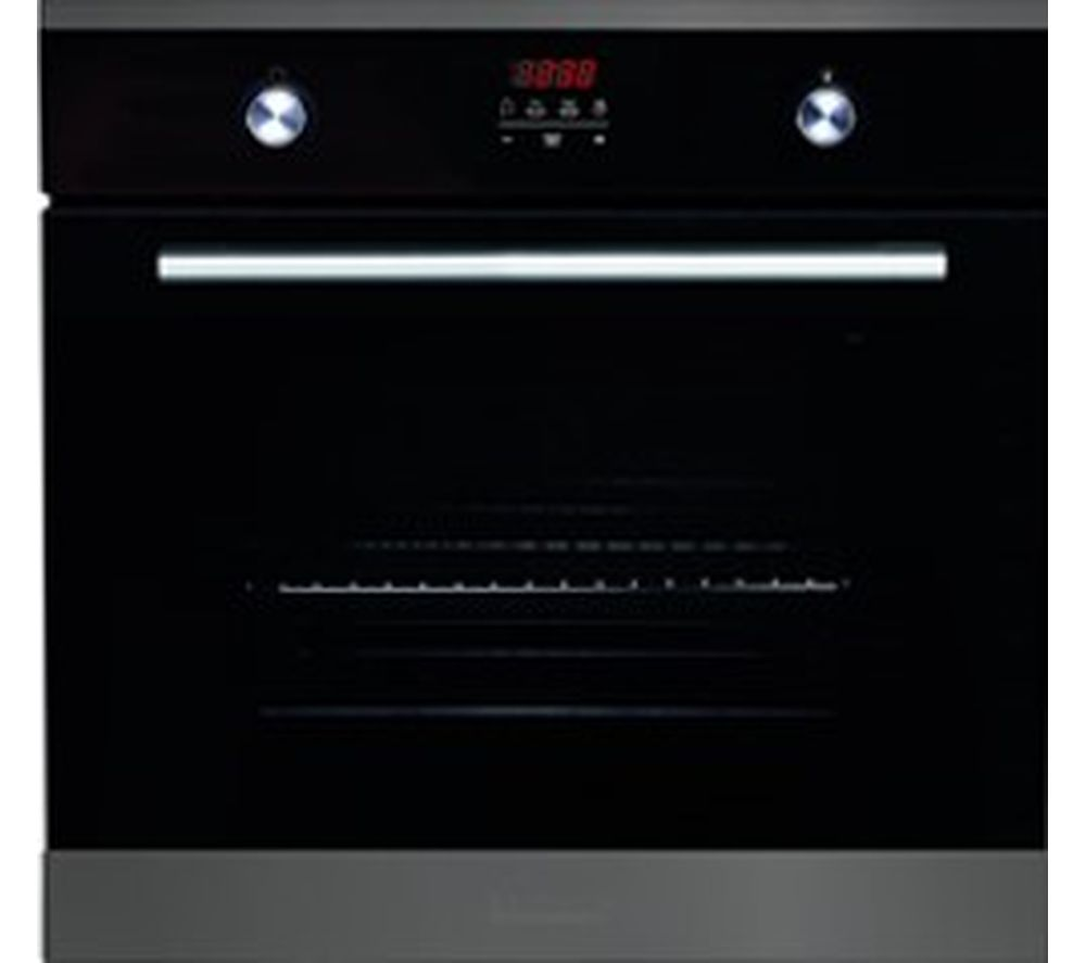 BAUMATIC BOIM678GR Electric Oven - Grey