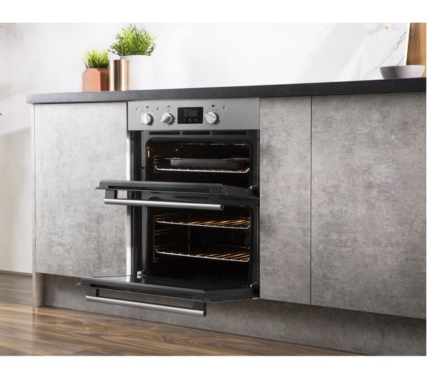 buy hotpoint class 2 du2 540 ix electric built under. Black Bedroom Furniture Sets. Home Design Ideas