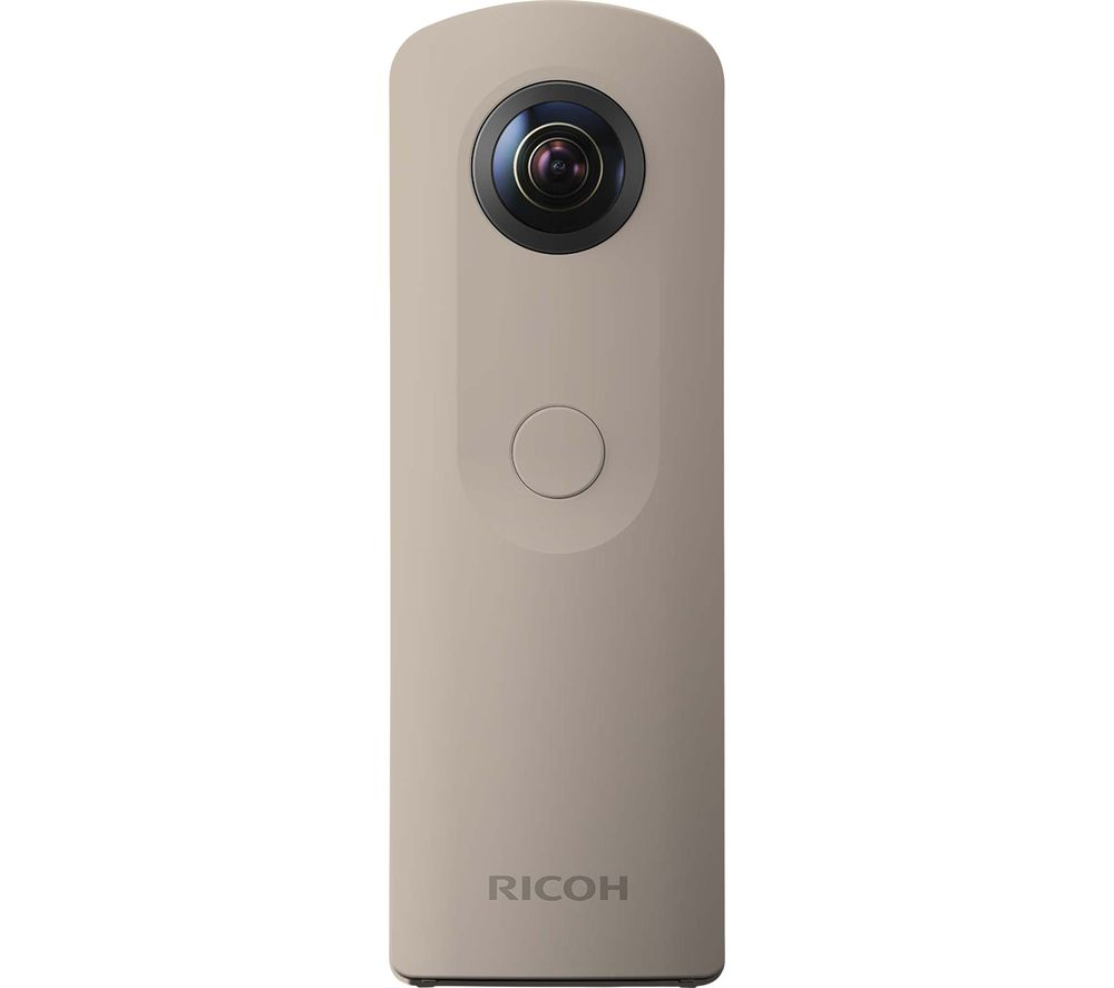 RICOH Theta SC 360 Action Camcorder - Beige