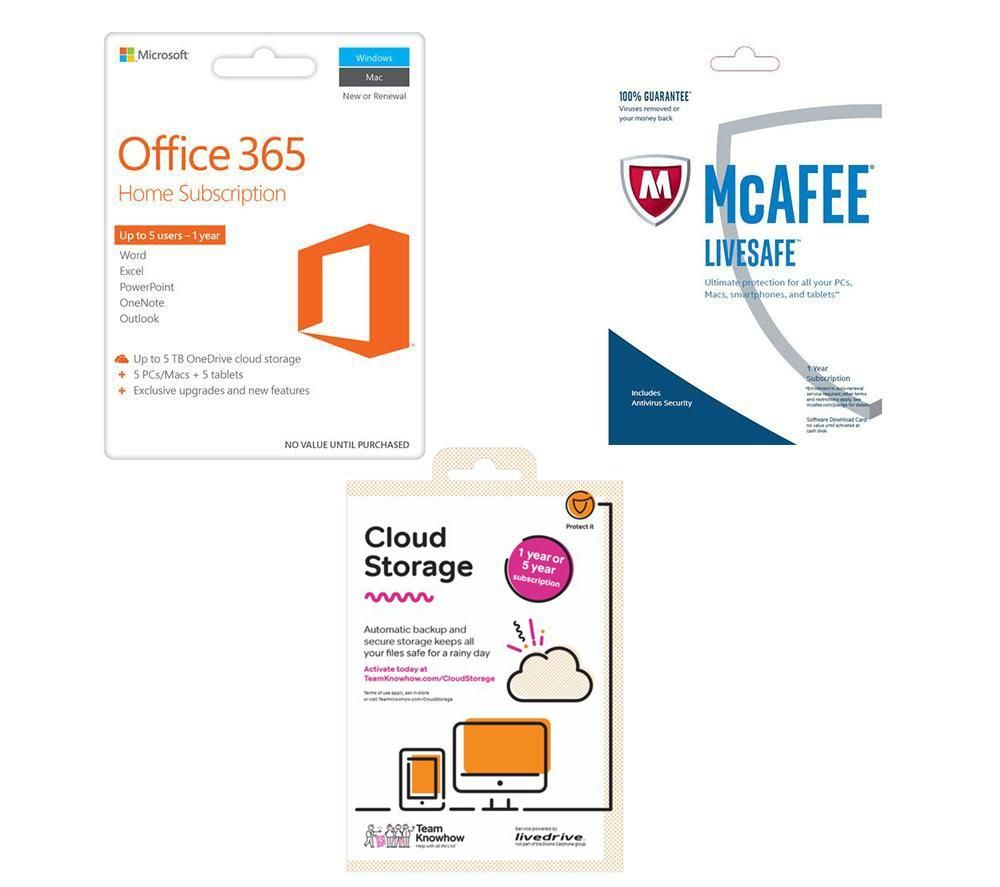 MICROSOFT Family Bundle