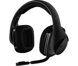 G533 Wireless 7.1 Gaming Headset - Black