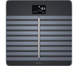 NOKIA Body Cardio WBS04 Heart Health & Body Composition Smart Scale - Black
