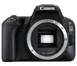 CANON EOS 200D DSLR Camera - Body Only