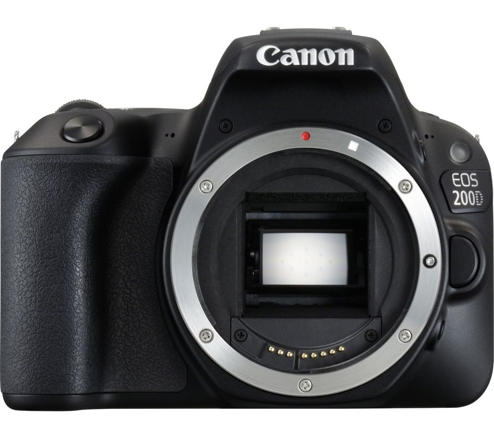 Compare prices for Canon EOS 200D DSLR Camera - Body Only