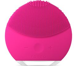 FOREO LUNA Mini 2 Facial Cleansing Brush - Fuchsia