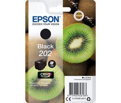 EPSON 202 Kiwi Black Ink Cartridge