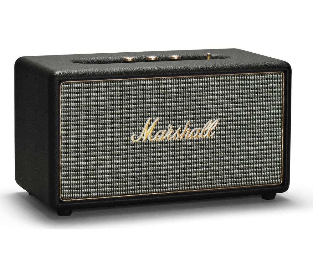 Compare retail prices of Marshall Stanmore S10156156 Bluetooth Wireless Speaker to get the best deal online