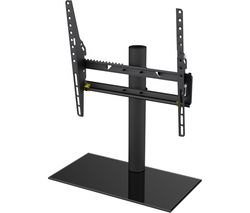 AVF B402BB 550 mm TV Stand with Bracket - Black