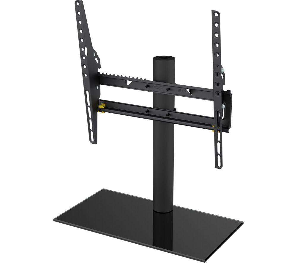 AVF B402BB 550 mm TV Stand with Bracket - Black