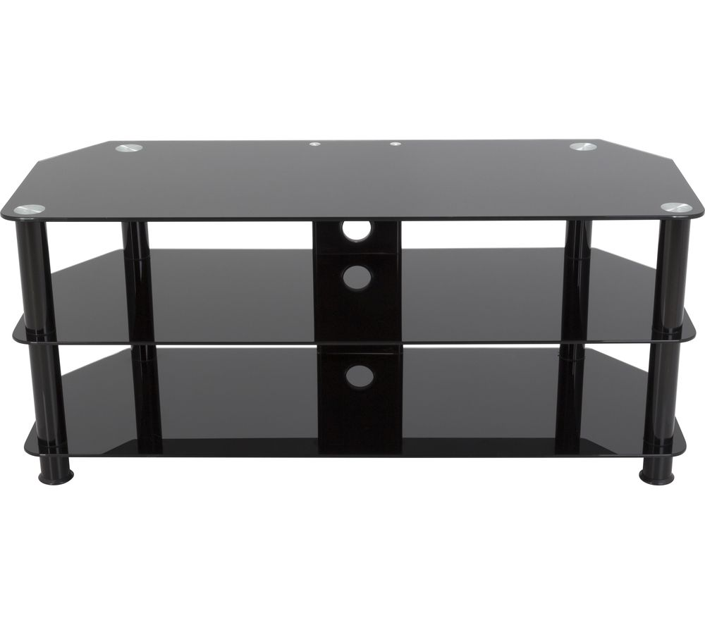 AVF SDC1140CMBB 1140 mm TV Stand - Black