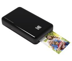 KODAK Mini 2 Photo Printer - Black