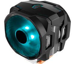 COOLER MASTER MasterAir MA610P 120 mm CPU Cooler - RGB LED
