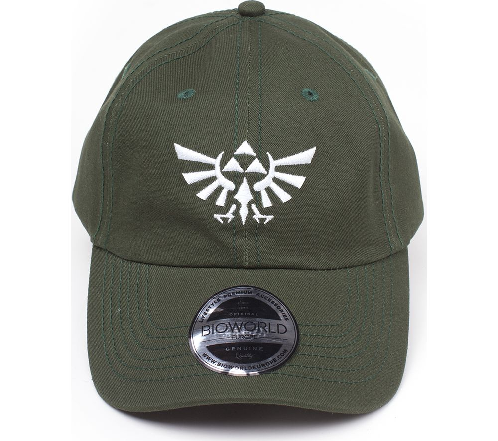 NINTENDO The Legend of Zelda Tri-Force Dad Cap - Green