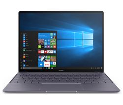"HUAWEI Matebook X 13"" Intel® Core™ i5 Laptop - 256 GB SSD, Grey"