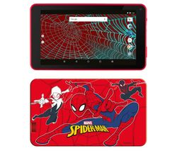 "ESTAR 7"" Tablet & Case - 8 GB, Spiderman"
