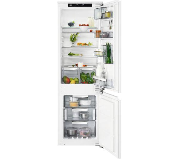 Image of AEG SCE8182VNC Integrated 70/30 Fridge Freezer