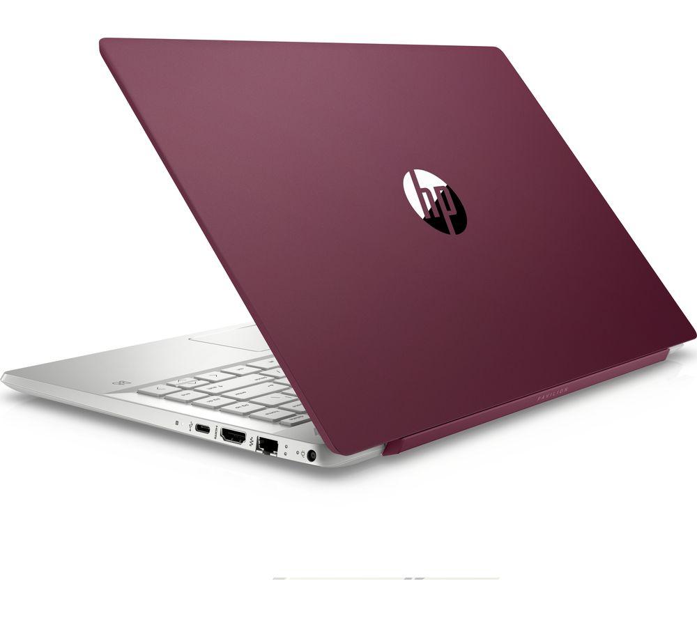 "HP Pavilion 14-ce0510sa 14"" Intel® Core™ i5 Laptop - 256 GB SSD, Burgundy"