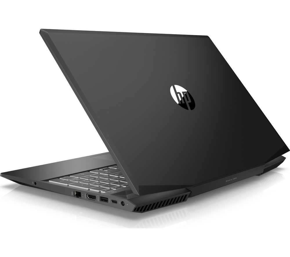 "Pavilion Power 15 Cx0599sa 15.6"" Intel® Core™ I5+ Laptop   1 Tb Hdd, Black by Currys"