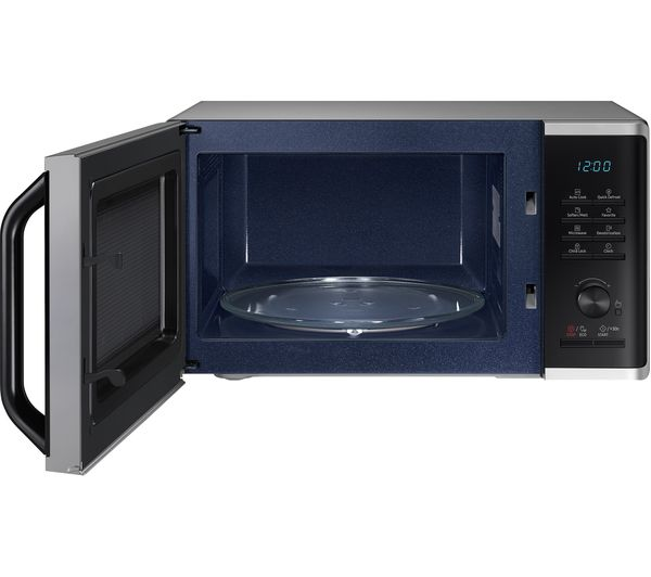 Samsung Solo Microwave Oven Features: SAMSUNG MS23K3515AS/EU Solo Microwave