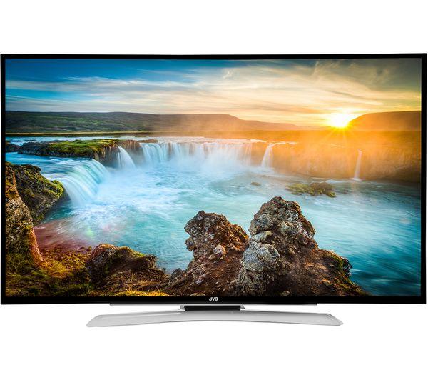 """JVC LT-49C890 49"""" Smart 4K Ultra HD HDR LED TV Fast"""
