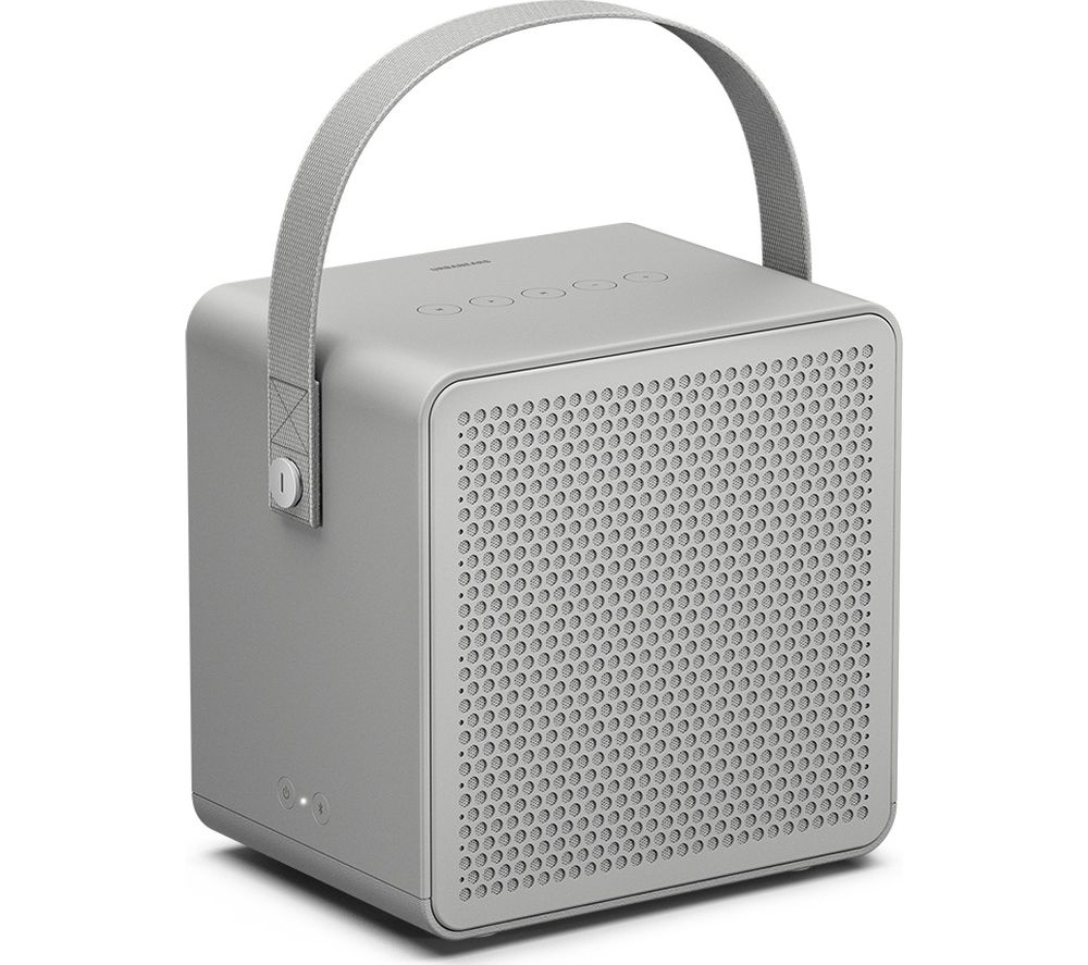 URBANEARS Rålis Portable Bluetooth Speaker - Grey