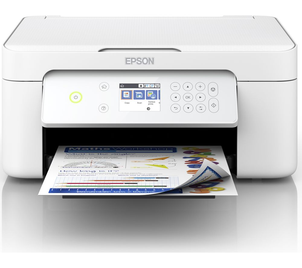 EPSON Expression Home XP-4105 All-in-One Wireless Inkjet Printer