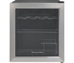 RUSSELL HOBBS RHGWC3SS-C Wine & Drinks Cooler - Stainless Steel