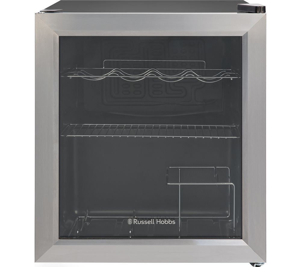 RUSSELL HOBBS RHGWC3SS-C Wine & Drinks Cooler - Stainless Steel, Stainless Steel