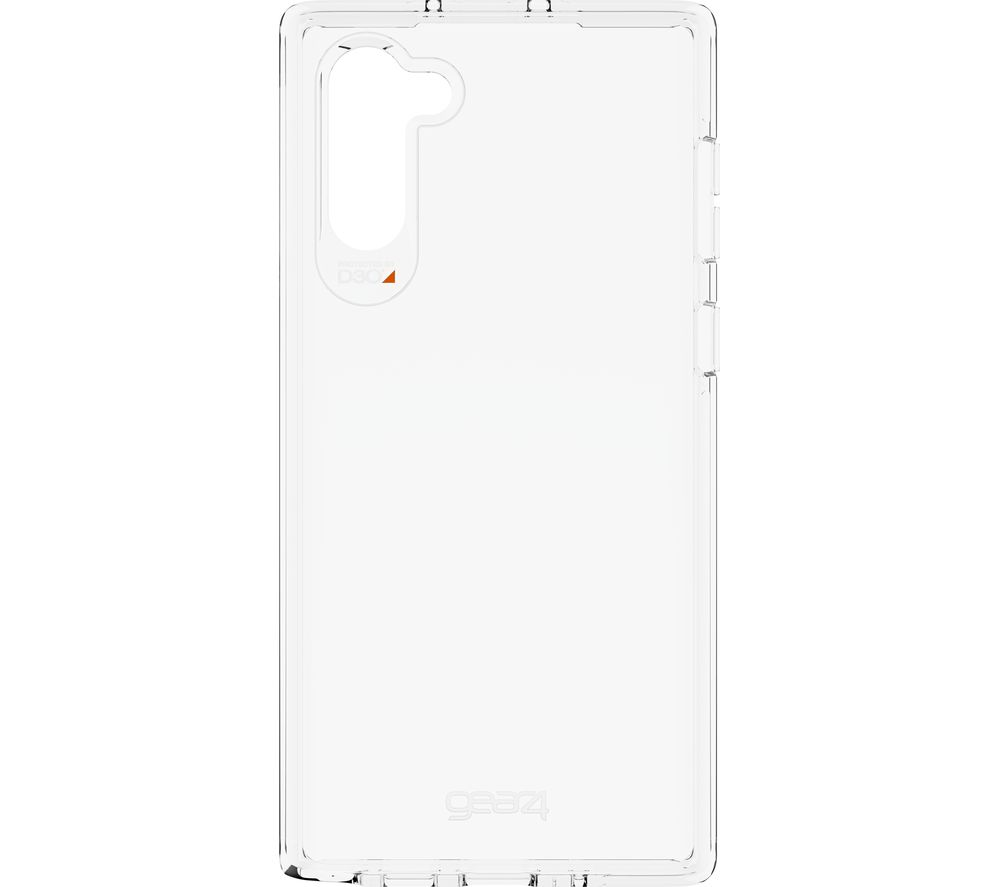Crystal Palace Galaxy Note 10 Case - Clear