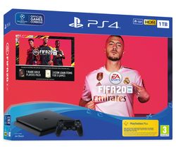 SONY PlayStation 4 with FIFA 20 - 1 TB